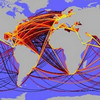 global-cargo-ship-movements