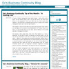 Blog Review: Oz's Business Continuity Blog